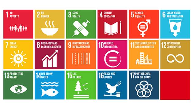17 objetivos para cambiar el mundo