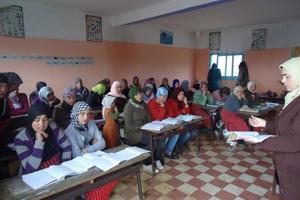 400.000 niños abandonan cada año la educación primaria en Marruecos
