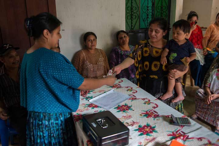 Mujeres en Guatemala