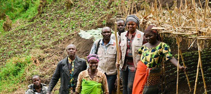 Kivu del Norte Nous Cims