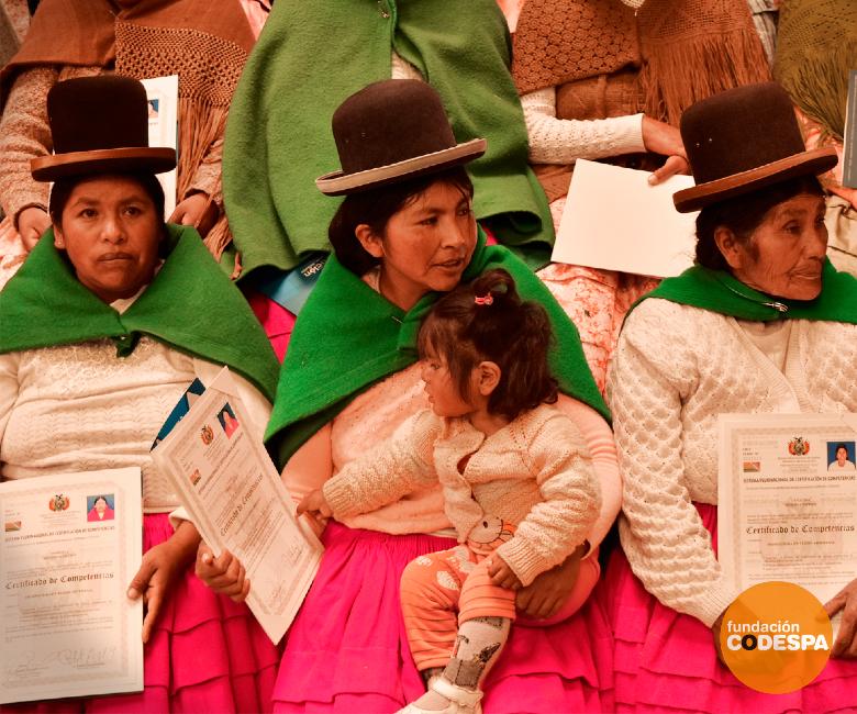Kurmi artesanía boliviana
