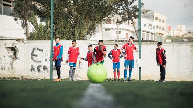 Valores, fútbol y español en Marruecos