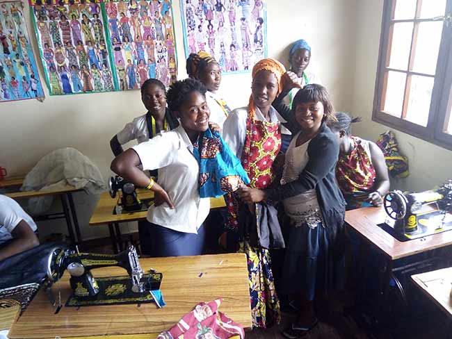 Mujeres RDCongo
