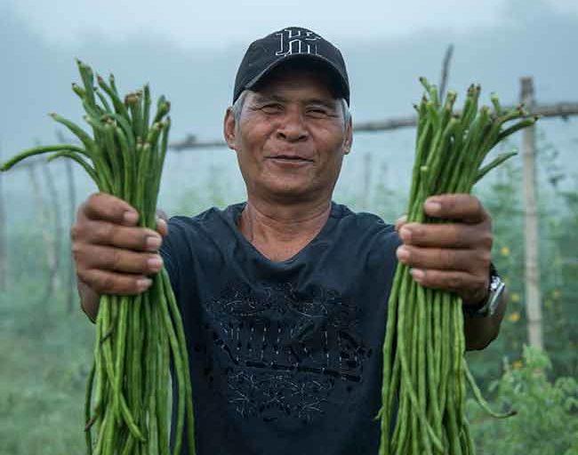 Agricultores Filipinas