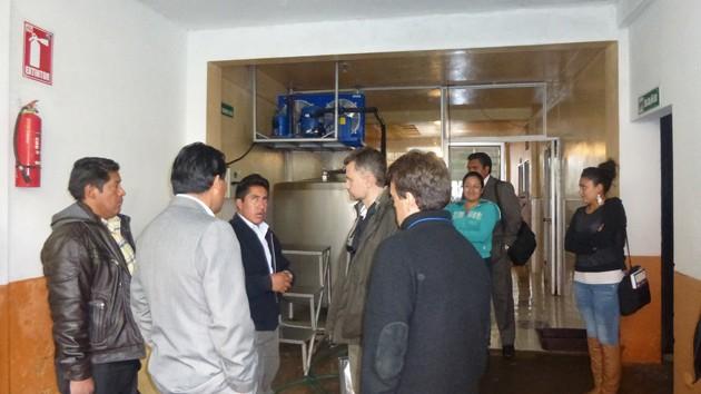 Impulsamos el acceso a financiación de campesinos en Ecuador