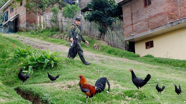 Acuerdo de cese del fuego en Colombia
