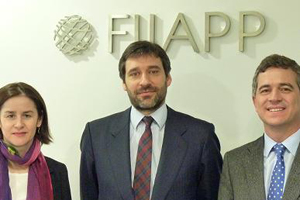 Acuerdo con FIIAP y la Universidad CEU San Pablo para fomentar la formación en el ámbito de la cooperación