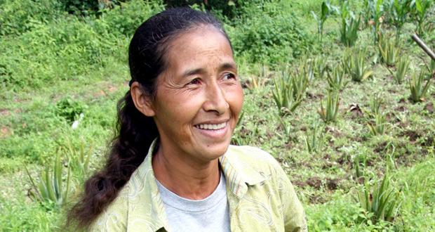 Ayudamos a 262 agricultores hondureños en situación vulnerable a diversificar su producción