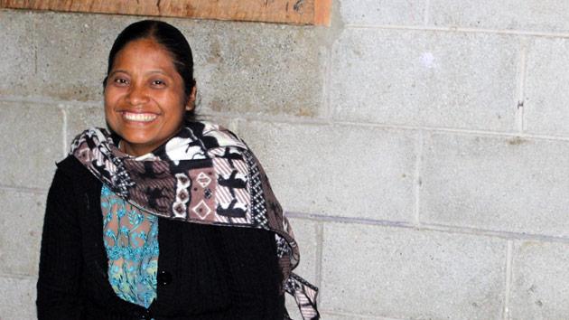 """Esperanza Cruz: """"Ahora siento que yo también soy un apoyo para mi familia"""" #unahistoriaquecontar"""