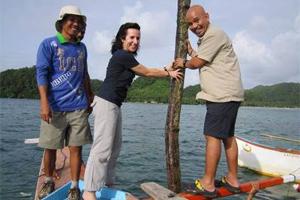 Las algas marinas, una oportunidad de desarrollo para la población filipina