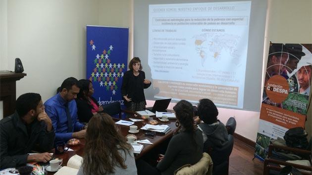 """Silvia Loro: """"El futuro del desarrollo y la paz en Colombia pasa por las Alianzas Público Privadas"""""""