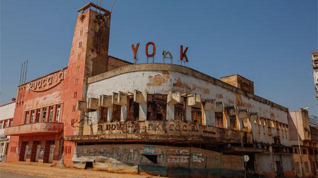 Angola: la reconstrucción de un país