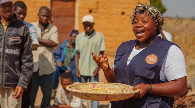 La capacidad de los angoleños para cambiar su realidad