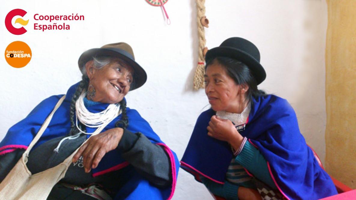 Mujeres artesanas, un movimiento por la paz en el interior de un conflicto armado AECID colombia