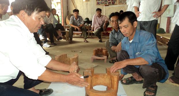 Últimos días para votar por la iniciativa de cocinas eficientes que desarrollamos en Vietnam