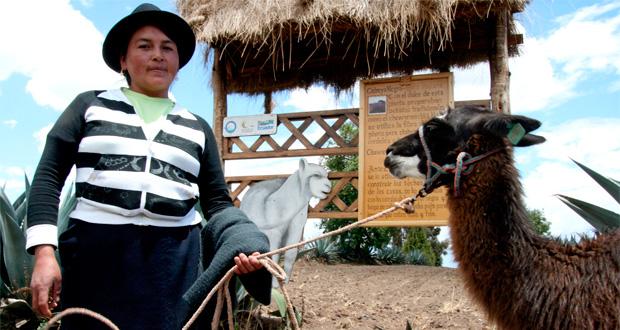 Fundación Banesto colabora con talleres de formación en el proyecto de Turismo Rural Comunitario en Ecuador