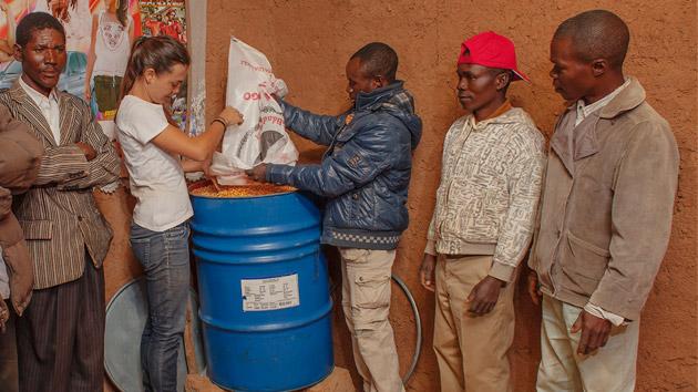 Los bidones en Angola: un ejemplo de tecnología de bajo coste para los más vulnerables