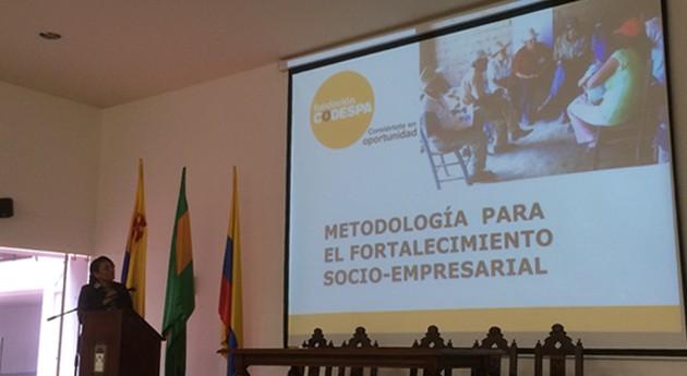 Celebración del Foro Cadenas de Valor: una apuesta para la transformación productiva del sector rural, en el Cauca, Colombia
