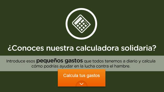 Nace la Calculadora Solidaria: calcula tus ahorros e inviértelos en solidaridad