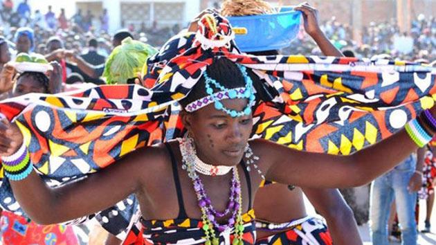 Sabías que… ¿el carnaval es una de las fiestas más importantes en Angola?