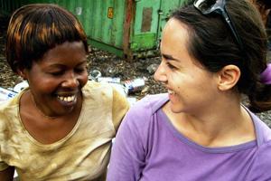 Carolina Buglione, nos habla de nuestros proyectos en República Democrática del Congo