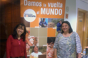 CODESPA ha participado en la Jornada del IEB Solidario