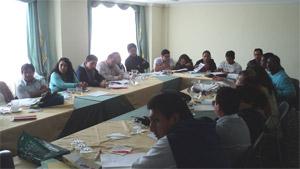 CODESPA organiza un taller con sus socios locales en Ecuador