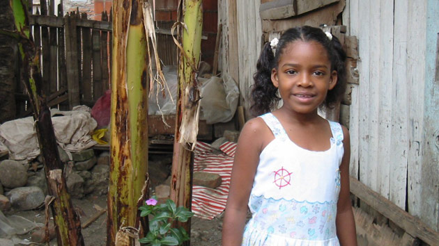 Colombia, un país con los mismos niveles de desigualdad que Haití