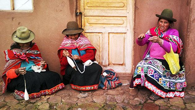 La Comunidad Chumpe, una pequeña comunidad de 25 familias en Perú