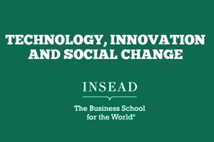 Participamos en la Conferencia Internacional de INSEAD sobre tecnología, innovación y cambio social