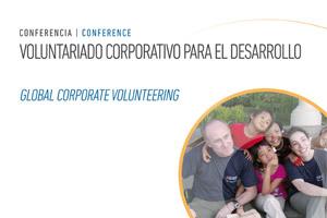 Expertos en Voluntariado Corporativo para el Desarrollo compartirán lecciones aprendidas