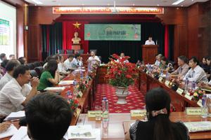 """En agosto organizamos la conferencia """"Soluciones de Raiz"""" en Yen Bai"""