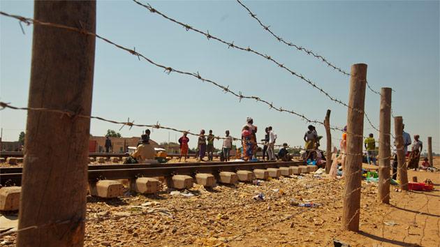 Conflictos armados: destrucción en masa de los Derechos Humanos