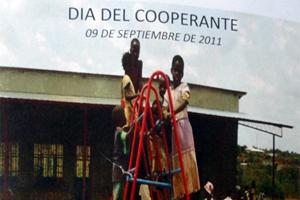 Se celebra el día del cooperante en Kinshasa