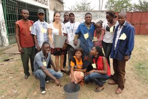 Estufas ecológicas para reducir la pobreza en Congo