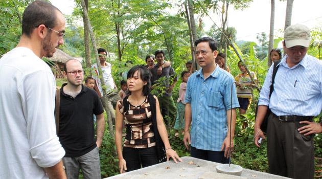 Desarrollamos una consultoría en saneamiento en Vietnam para el Banco Mundial