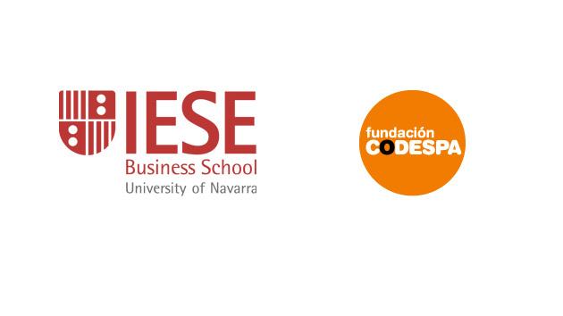 Firmamos un acuerdo con IESE para la formación empresarial en la lucha contra la pobreza