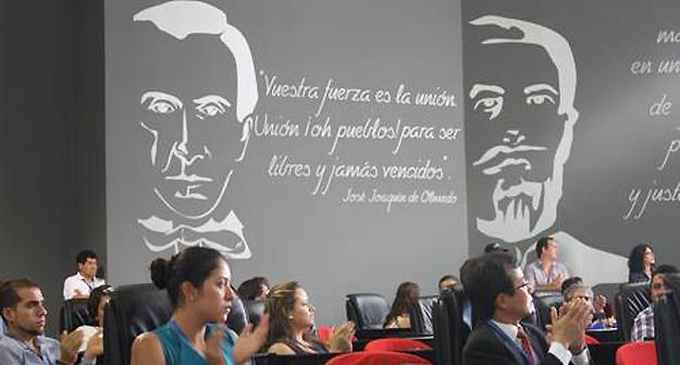 Celebración en Ecuador de II Jornadas de Cooperación Internacional