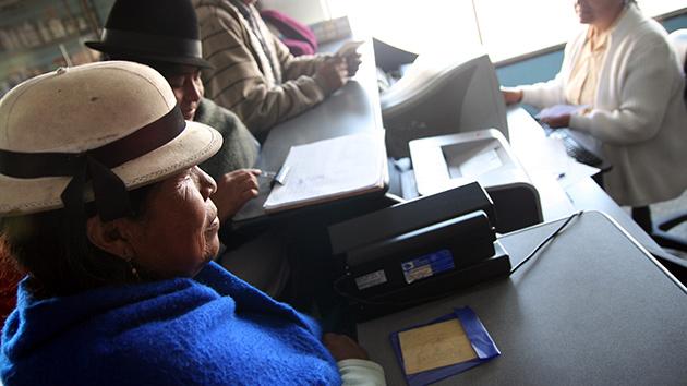 Organizamos un taller de formación para fortalecer las cooperativas en Ecuador