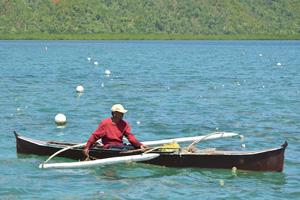 Creando oportunidades económicas para luchar contra la pobreza y la violencia en Caragas, Mindanao