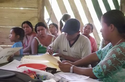 1.500 familias acceden a un crédito que les permite mejorar su seguridad alimentaria