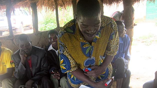 Apoyamos el cultivo de soja en Angola para ayudar a pequeños agricultores a salir de la pobreza