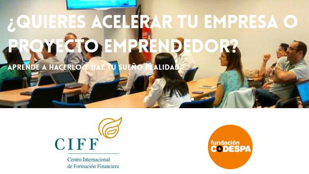 """Participamos en el curso """"Emprendimiento y aceleración empresarial"""""""