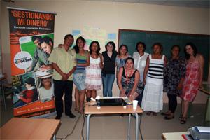 """""""Gestionando tu dinero"""", formación para inmigrantes"""