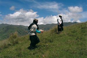 Formamos a comunidades en Ecuador para ofrecer servicios de turismo comunitario