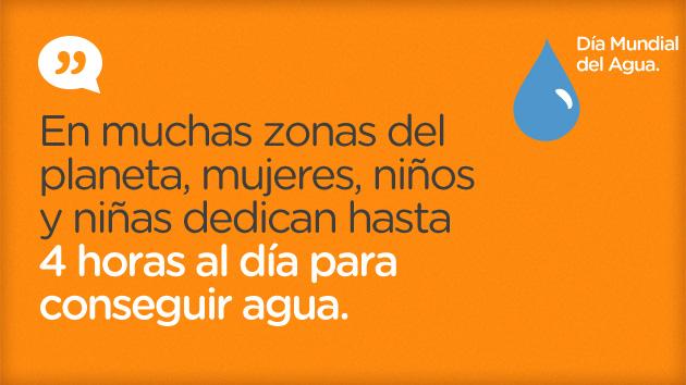"""Sonia Conde, Coordinadora de Canal Voluntarios de Canal Isabel II: """"En muchas zonas del planeta, mujeres, niños y niñas dedican hasta 4 horas al día para conseguir agua"""""""
