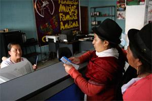 La crisis económica afecta a las remesas de inmigrantes