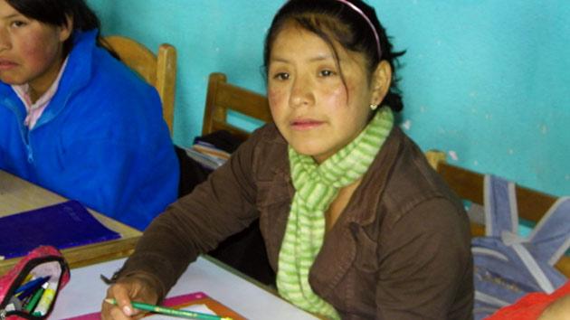 La educación en alternancia: una oportunidad para las niñas gracias a Belcorp