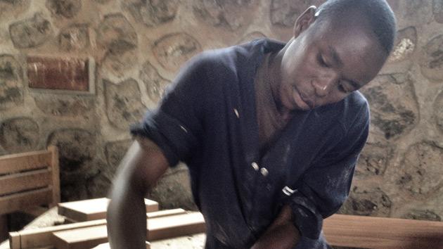 Por el derecho a una infancia feliz de los jóvenes y niños de Goma