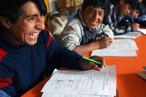 Por el derecho a la educación de los niños
